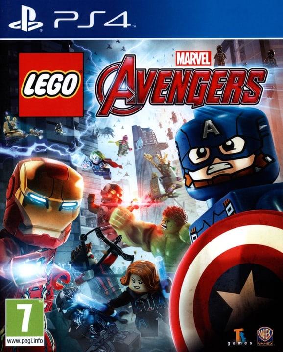 PS4 - LEGO Marvel - Avengers 785300121755