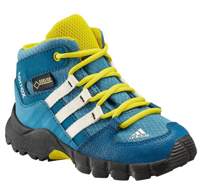 Terrex Mid GTX I Kinder-Wanderschuh Adidas 460852622040 Farbe blau Grösse 22 Bild-Nr. 1