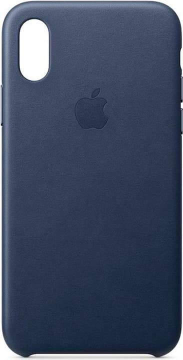 iPhone XS Leather Case Case Apple 785300139099 Photo no. 1
