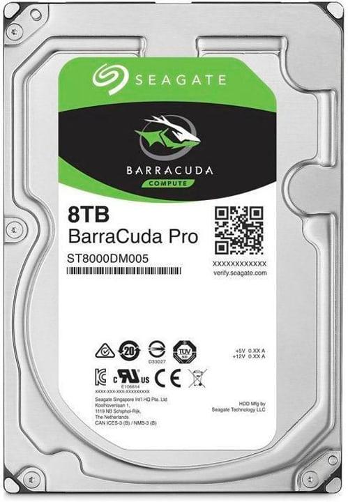 "BarraCuda Pro SATA 3.5"" 8 TB Hard disk Interno HDD Seagate 785300145826 N. figura 1"