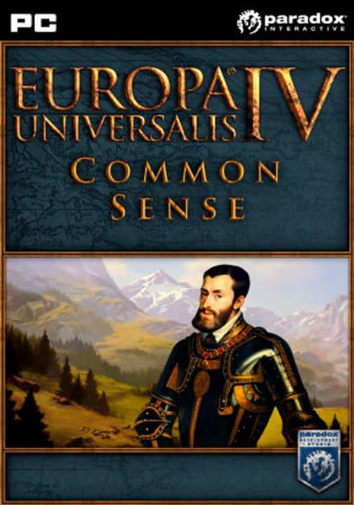 PC Europa Universalis IV: Com Sense Numérique (ESD) 785300133383 Photo no. 1