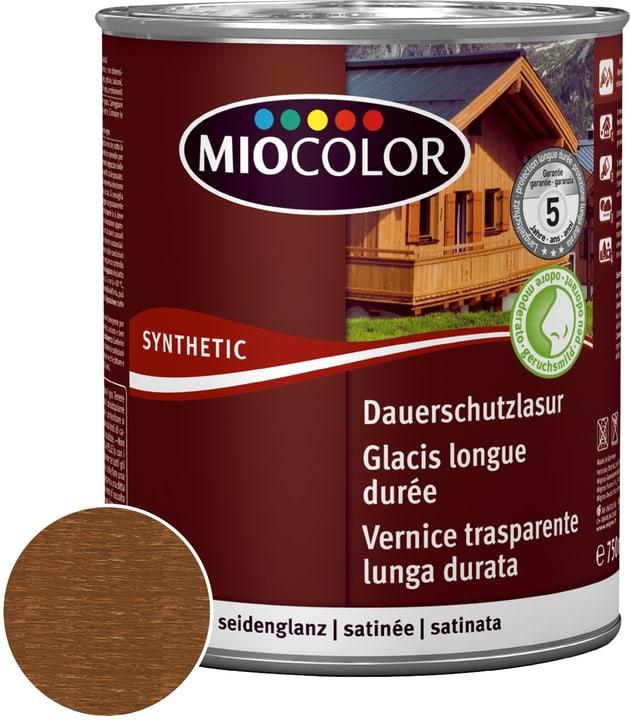 Vernice trasparente lunga durata Castagna 2.5 l Miocolor 661121000000 Colore Castagna Contenuto 2.5 l N. figura 1