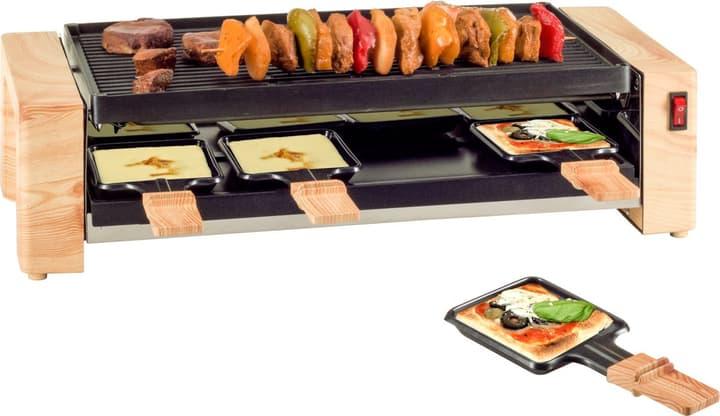 Appareil à Raclette & Pizza Wood Appareil à raclette et grill Nouvel 717474500000 Photo no. 1