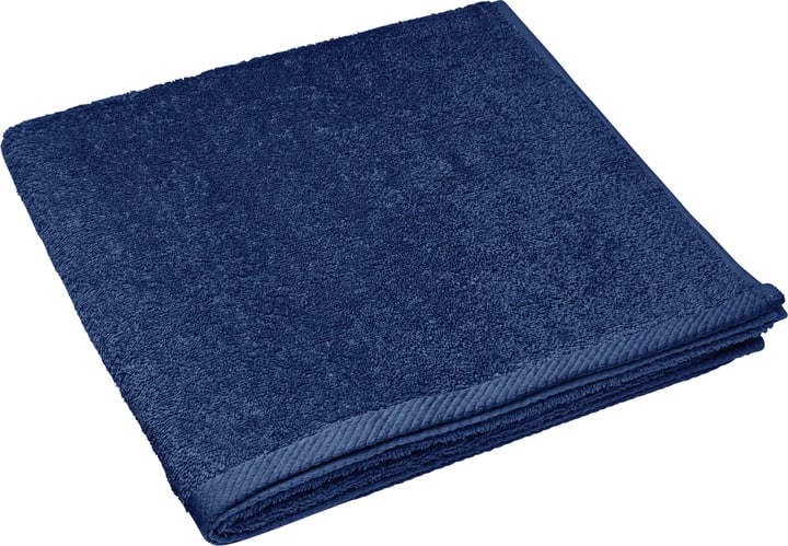 LUIS Asciugamano 450877300343 Colore Blu Dimensioni L: 50.0 cm x A: 100.0 cm N. figura 1