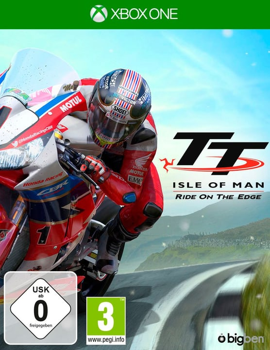 Xbox One - TT - Isle of Man Physique (Box) 785300129605 Photo no. 1