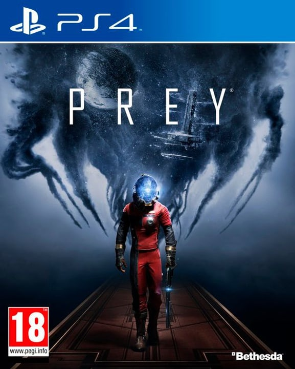 PS4 - Prey Box 785300122113 Photo no. 1