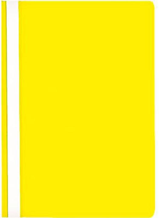 Dossier-classeur A4 609025 jaune Dossier-classeur Büroline 785300150507 Photo no. 1