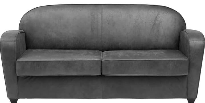GROTH Canapé-lit 402926700184 Dimensions L: 170.0 cm x P: 93.0 cm x H: 89.0 cm Couleur Anthracite Photo no. 1