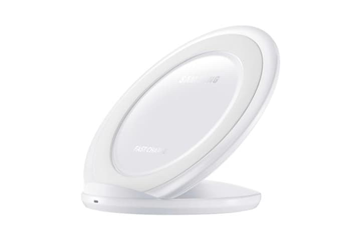 AFC Wireless Charger Stand bianco Samsung 798074000000 N. figura 1