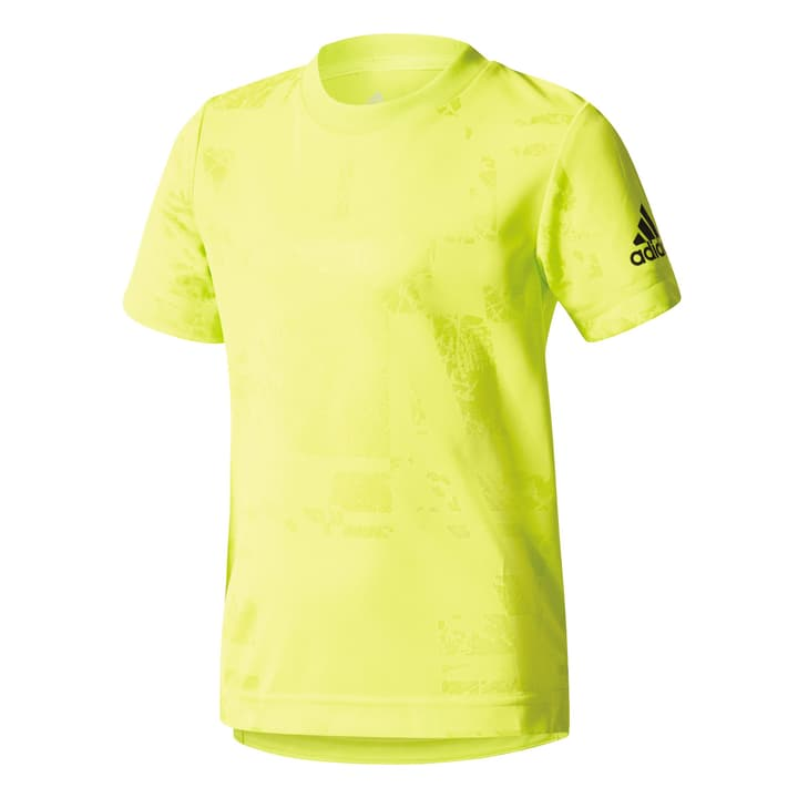 Little Boys Training Tee Shirt pour garçon Adidas 472331809866 Couleur lime Taille 98 Photo no. 1