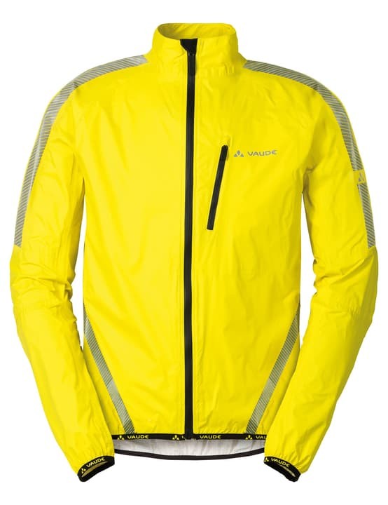 M Luminum Performance Herren-Bike-Regenjacke Vaude 461319800450 Farbe gelb Grösse M Bild-Nr. 1