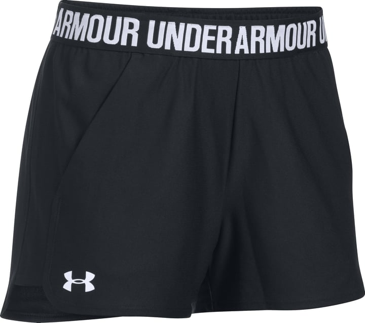 NEW Play Up Short Pantaloncino da donna Under Armour 460983500220 Colore nero Taglie XS N. figura 1