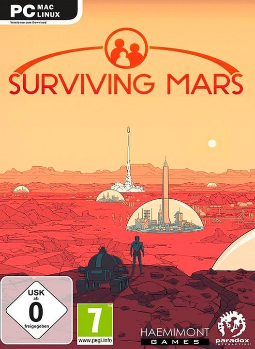 PC - Surviving Mars D Box 785300132440 N. figura 1