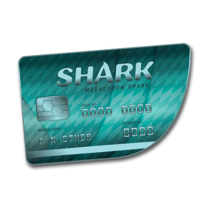 PC - Grand Theft Auto V: Megalodon Shark Cash Card Digitale (ESD) 785300133674 N. figura 1