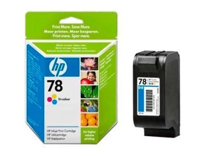 C6578DE cartuccia d'inchiostro nr. 78 tricolor HP 797424200000 N. figura 1