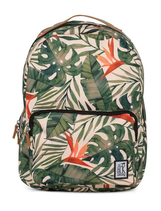 Classic Backpack Rucksack The Pack Society 464213499960 Farbe Grün Grösse one size Bild-Nr. 1