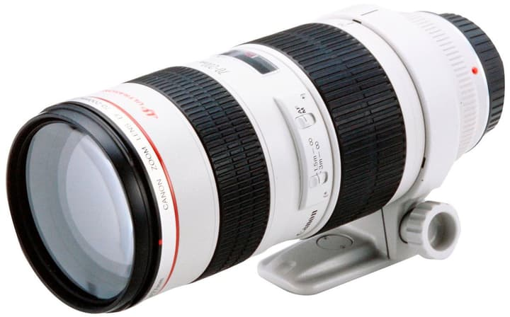 EF 70-200mm 2.8L USM Premium Objectif Objectif Canon 785300124938 Photo no. 1