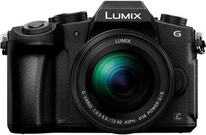 DMC-G81 + Lumix G vario 12-60 mm Systemkamera Panasonic 785300126060 Bild Nr. 1