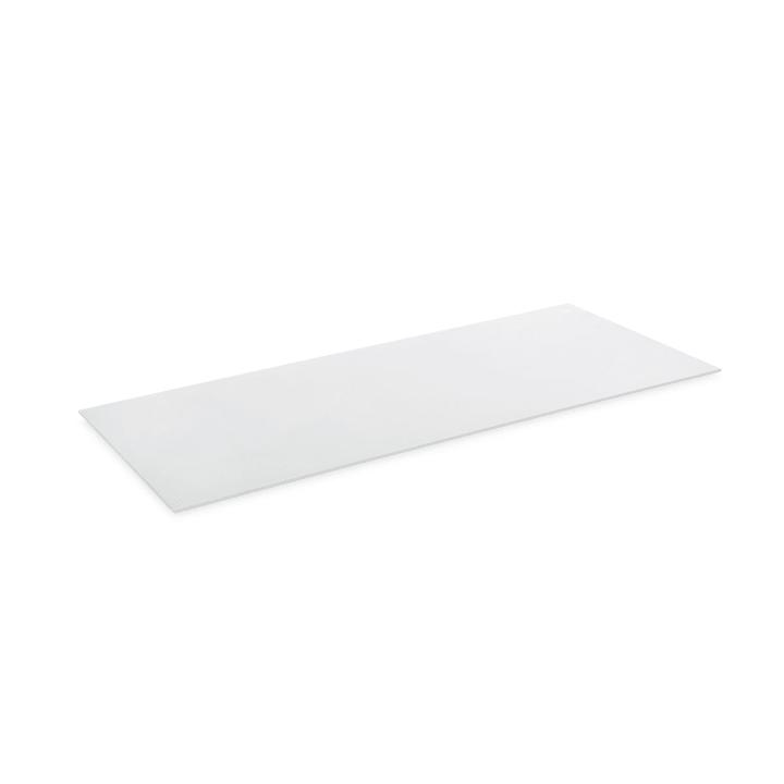 ZILO Ripiani in vetro 362020748532 Dimensioni L: 82.5 cm x P: 36.2 cm x A: 1.0 cm Colore Bianco N. figura 1