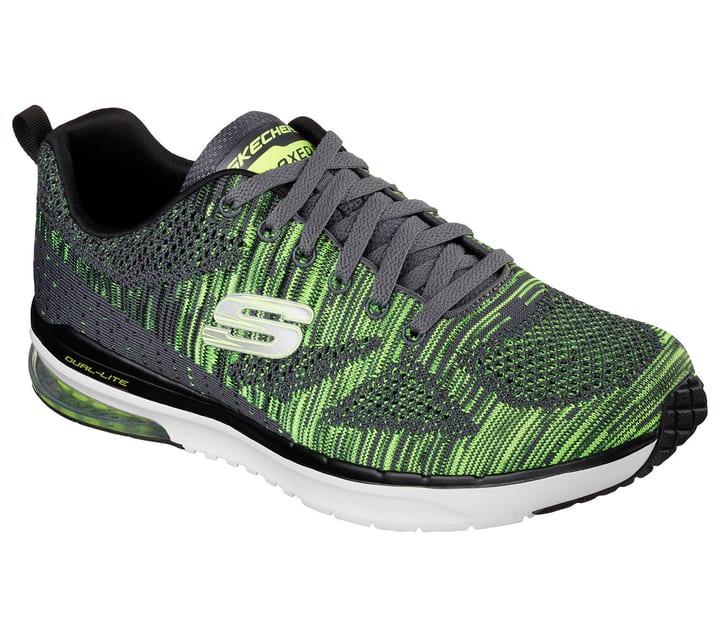 Skech-Air Infinity Chaussures de loisirs pour homme Skechers 461650240060 Couleur vert Taille 40 Photo no. 1