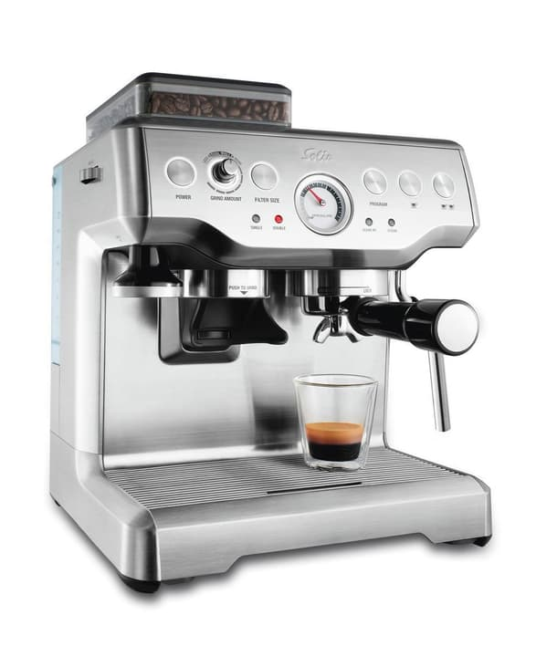 Barista Pro Espressomaschine Solis 71744920000015 Bild Nr. 1
