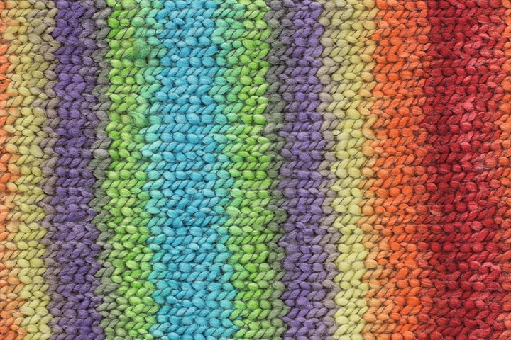 Laine Perla multicolor Gründl 665487000120 Couleur Multicolore Photo no. 1