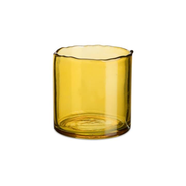 TAMI Teelichthalter 390238300000 Grösse H: 10.0 cm Farbe Gelb Bild Nr. 1
