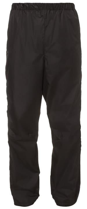 Fluid Full-Zip Herren-Bike-Regenhose Vaude 461370100420 Farbe schwarz Grösse M Bild Nr. 1
