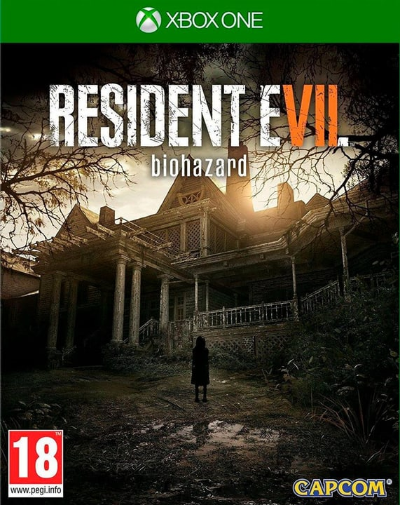 Xbox One - Resident Evil 7 Box 785300121668 N. figura 1