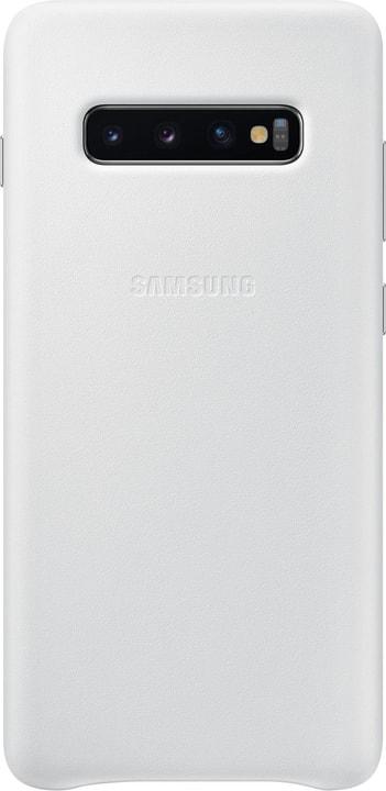 Leather Cover White Custodia Samsung 785300142484 N. figura 1