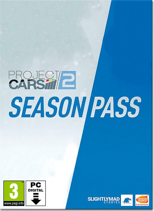 PC - Project Cars 2 - Season Pass - D/F/I Digitale (ESD) 785300134404 N. figura 1