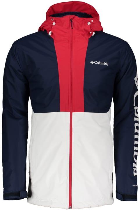 Timberturner Jacket Veste de ski pour homme Columbia 460361500322 Couleur bleu foncé Taille S Photo no. 1