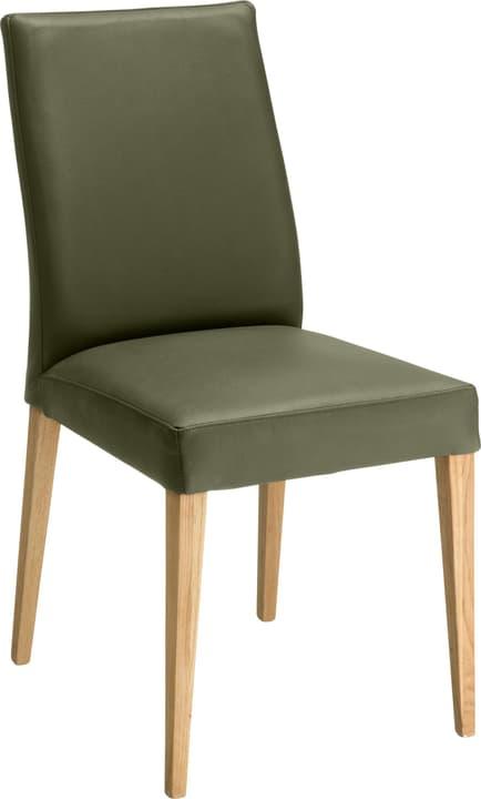 SERRA Stuhl 402355500065 Grösse B: 46.0 cm x T: 57.0 cm x H: 92.0 cm Farbe Olive Bild Nr. 1