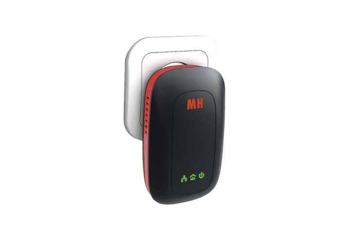 Power LAN Adapter Max Hauri 613148700000 Bild Nr. 1