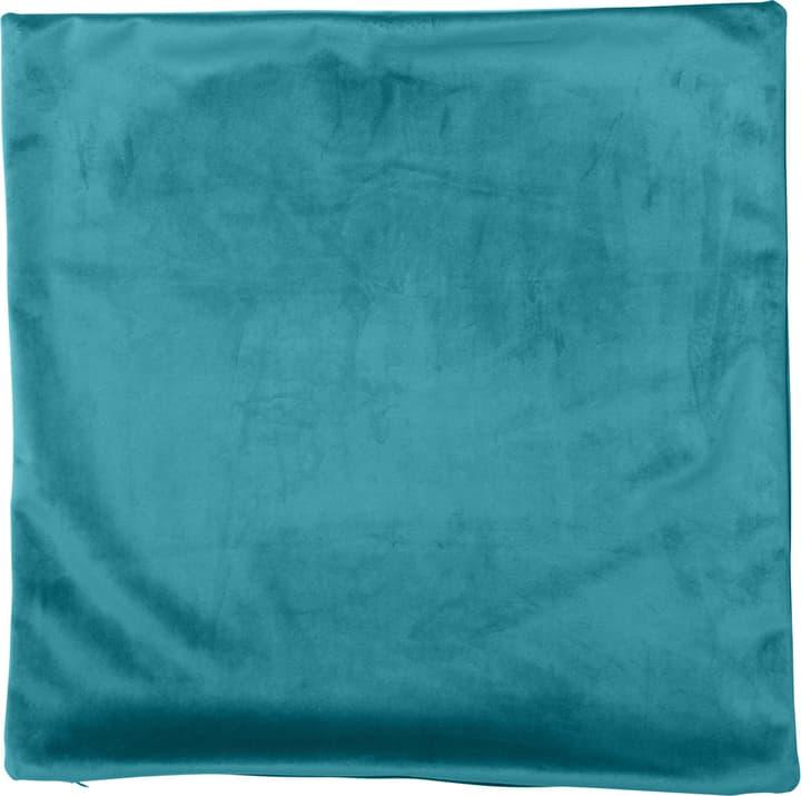 ANGELO Zierkissenhülle 450725140840 Farbe Blau Grösse B: 45.0 cm x H: 45.0 cm Bild Nr. 1