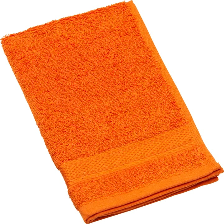 BEST PRICE Gästetuch 450845020234 Farbe Orange Grösse B: 30.0 cm x H: 50.0 cm Bild Nr. 1