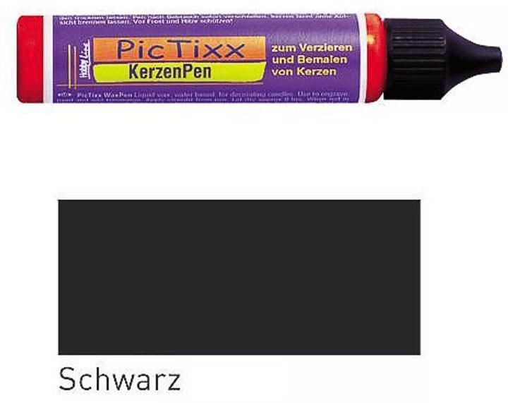 Pen pour bougies noir C.Kreul 664401100001 Couleur Noir Photo no. 1