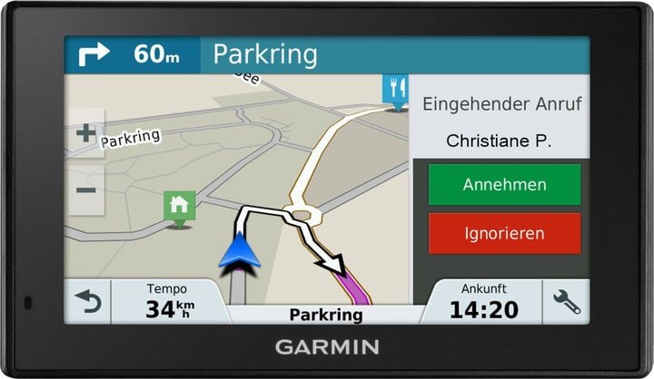 DriveSmart 51 LMT-D EU noir GPS Auto Garmin 791045900000 Photo no. 1