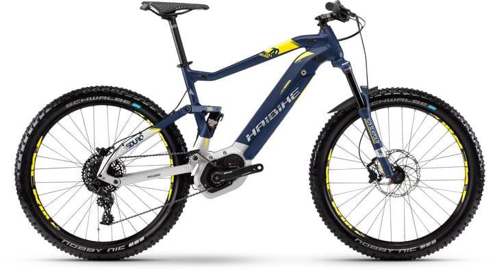 "SDURO FullSeven 7.0 27.5""+ E-Mountainbike Haibike 463330504422 Rahmengrösse 44 Farbe dunkelblau Bild Nr. 1"