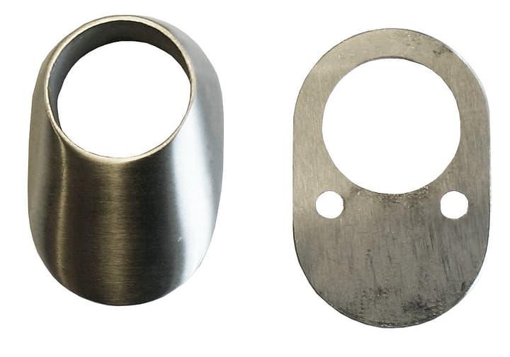 Image of Alpertec 12 mm, oval Schutzrosette