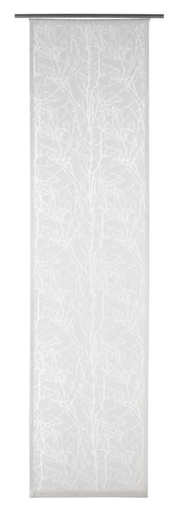 BABETTE Panneau japonais 430569130410 Couleur Blanc Dimensions L: 60.0 cm x H: 245.0 cm Photo no. 1