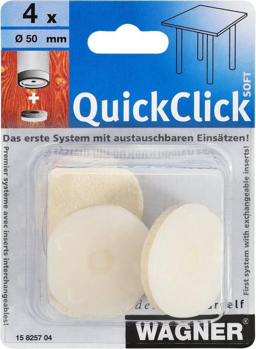 QuickClick-piedini di feltro soft Wagner System 605866700000 N. figura 1