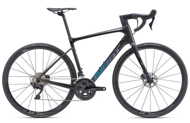 Defy Advanced Pro 2 Rennvelo Giant 463351402020 Rahmengrösse M/L Farbe schwarz Bild Nr. 1