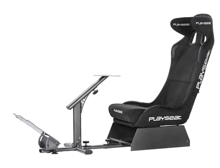EvolutAlcantara PRO noir Playseat 785300127596 Photo no. 1