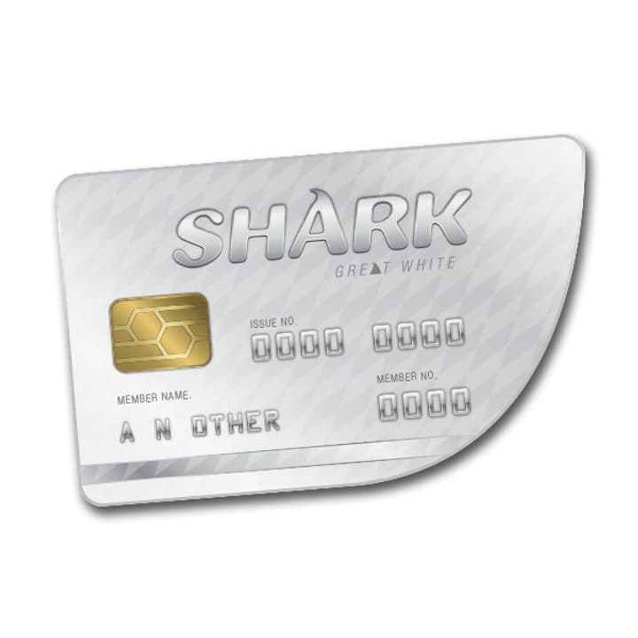 PC - Grand Theft Auto Online Great White Shark Card Download (ESD) 785300133675 N. figura 1