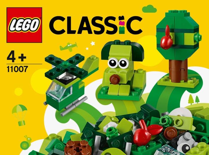 LEGO Classic 11007 Grünes Kreativ-Set 748732800000 Bild Nr. 1