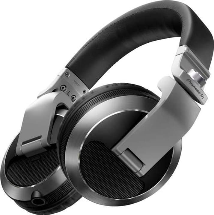 HDJ-X7 - Argent Casque Over-Ear Pioneer DJ 785300133158 Photo no. 1