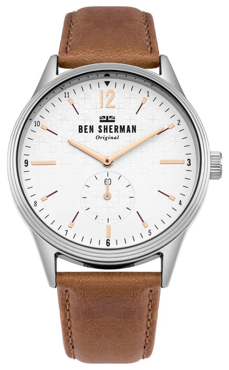 WB015T Horloge bracelet Ben Sherman 760728300000 Photo no. 1