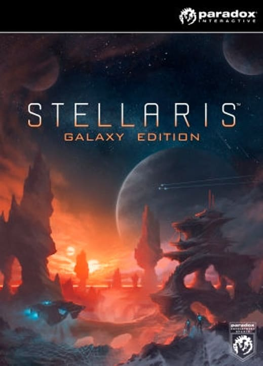 PC/Mac - Stellaris: Galaxy Edition Digitale (ESD) 785300134195 N. figura 1
