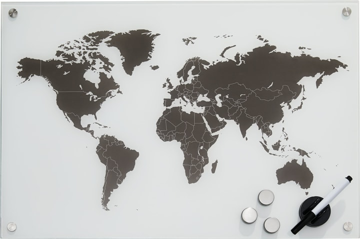 WORLD Magnettafel 432021400000 Bild Nr. 1